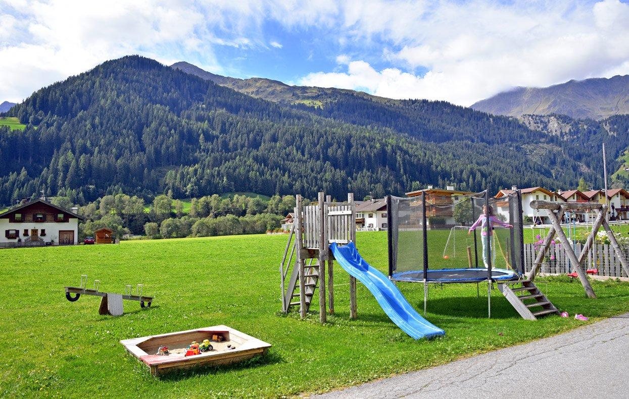 Le nostre offerte per una vacanza con bambini al maso Plankhof