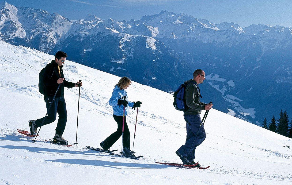 Vacanza invernale attorno a Ridanna in Alto Adige al maso Plankhof