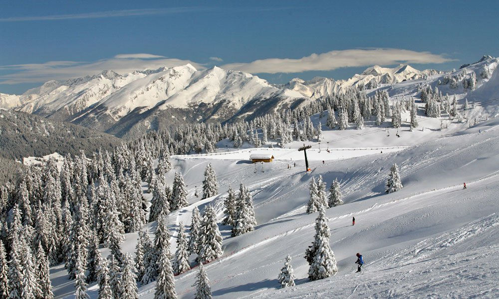 Kommen Sie für einen entspannten Winterurlaub nach Ratschings!