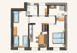 Appartamento Ridanna 13
